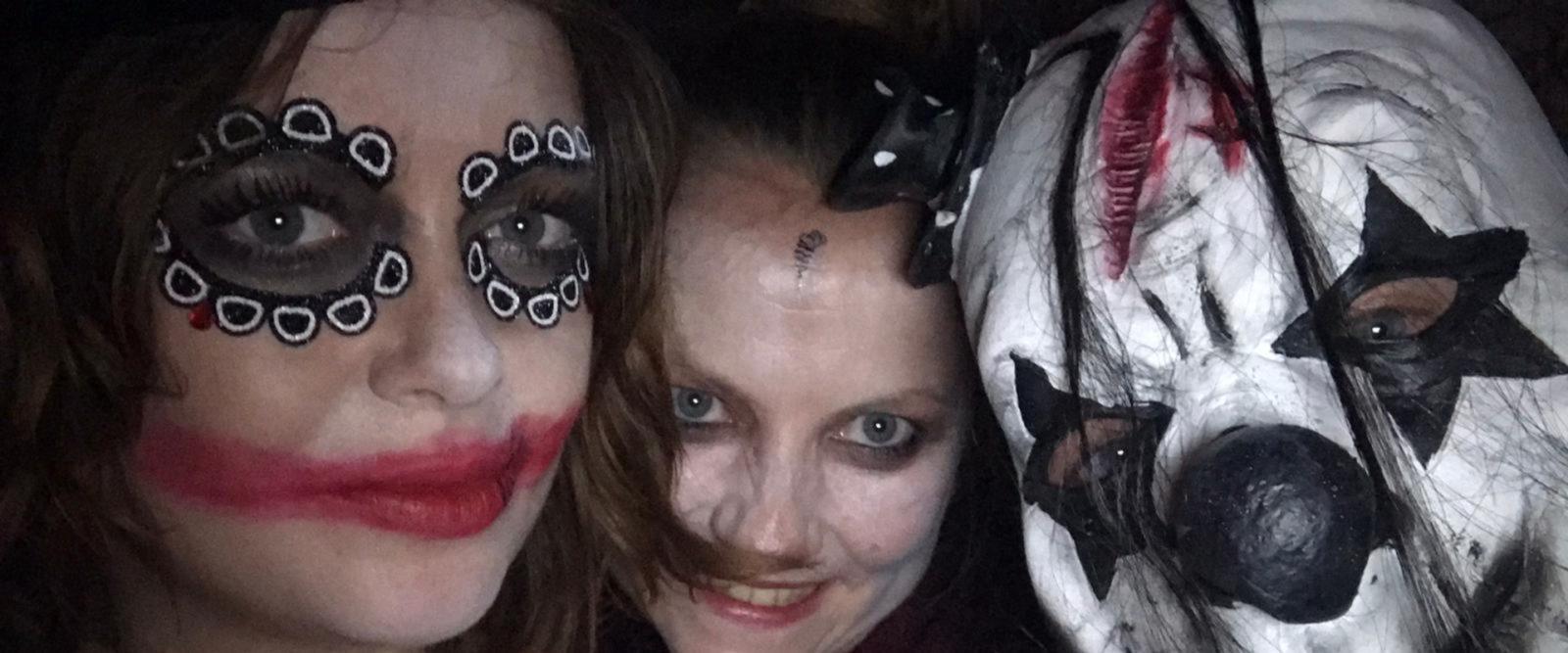 Halloween Party bei Contentful